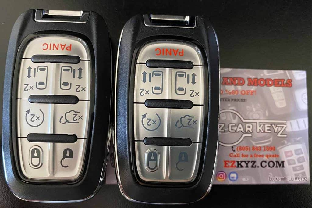 Chrysler Smart Key